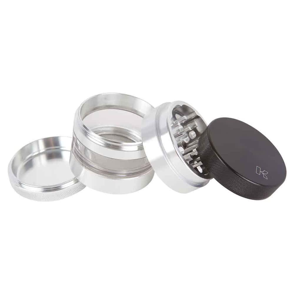Kannastör 2.2 inch Aluminium 4-part Grinder