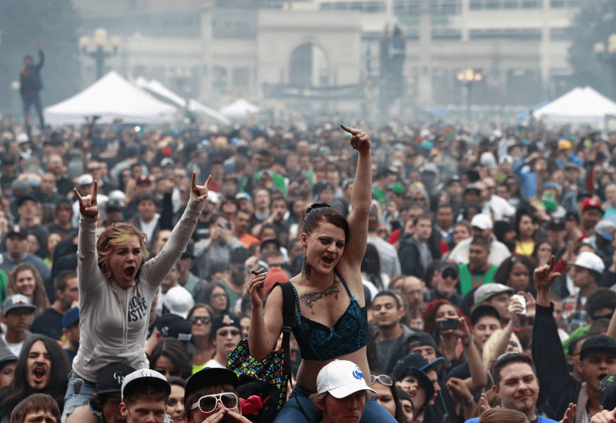 Weed Rallies and Events